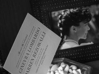 Le nozze di Ginevra e Darren 1