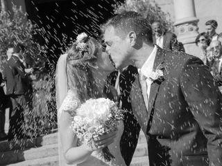 Le nozze di Ginevra e Darren