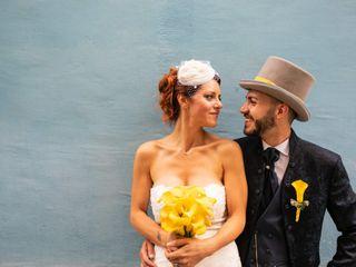 Le nozze di Brunella e Davide