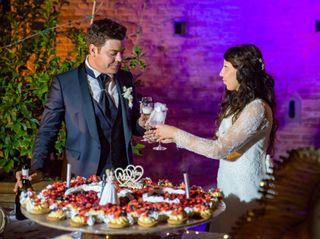Le nozze di Chiara e Adriano