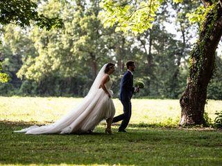 Le nozze di Eva e Filippo