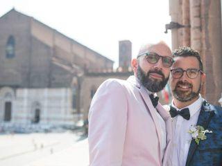 Le nozze di Luigi e Antonello
