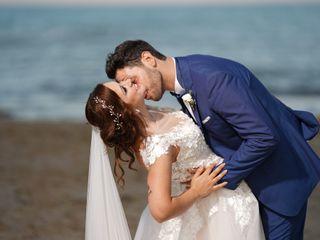 Le nozze di Sandra e Saverio