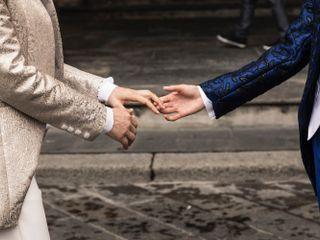 Le nozze di Alice e Monica
