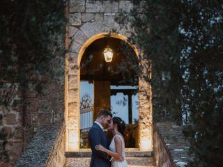 Le nozze di Amelia e Alex