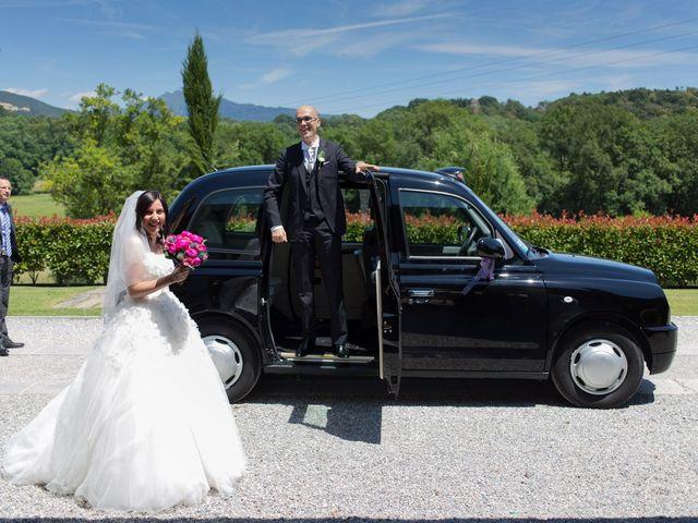 Il matrimonio di Marco e Laura a Nerviano, Milano 2