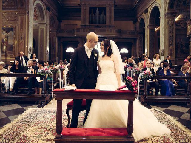 Il matrimonio di Marco e Laura a Nerviano, Milano 11