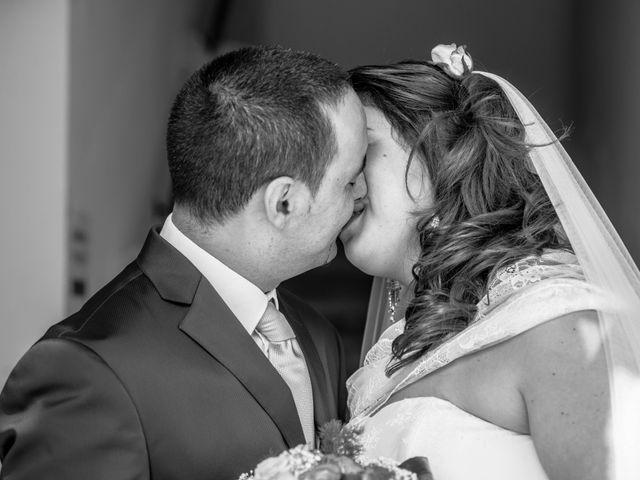 Le nozze di Milly e Giorgio