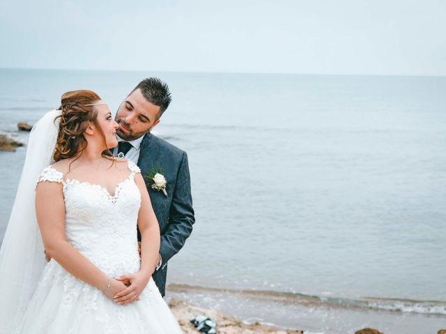 Il matrimonio di Angelo e Gessica a Acate, Ragusa 17