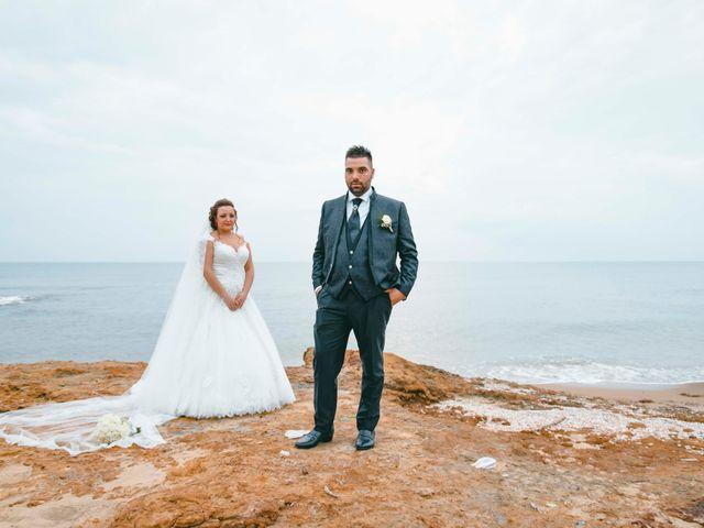 Il matrimonio di Angelo e Gessica a Acate, Ragusa 21