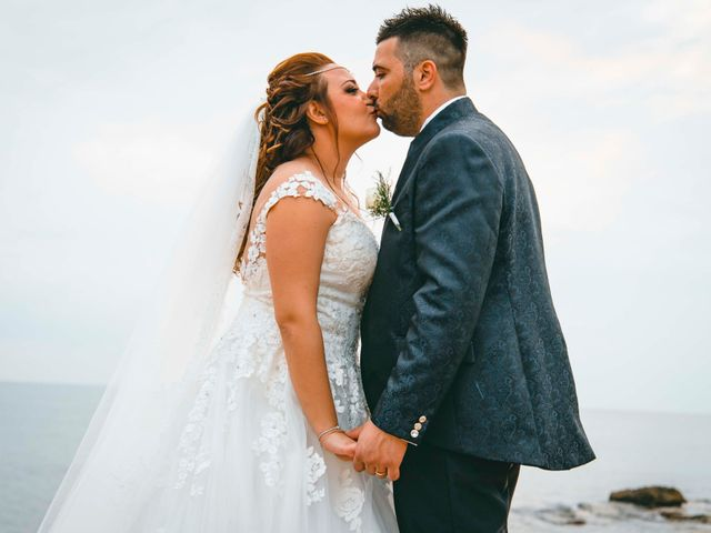 Il matrimonio di Angelo e Gessica a Acate, Ragusa 22