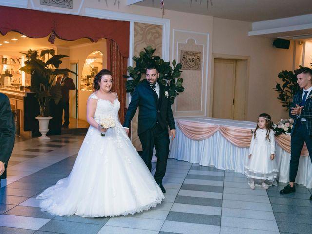 Il matrimonio di Angelo e Gessica a Acate, Ragusa 36