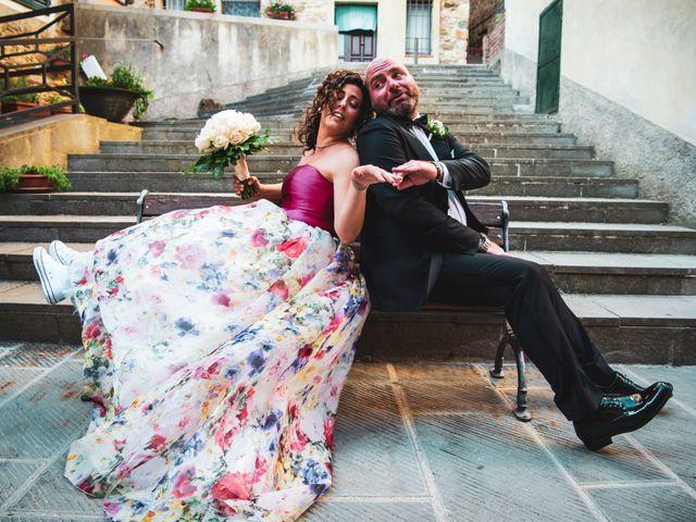 Le nozze di Marta e Gian Piero