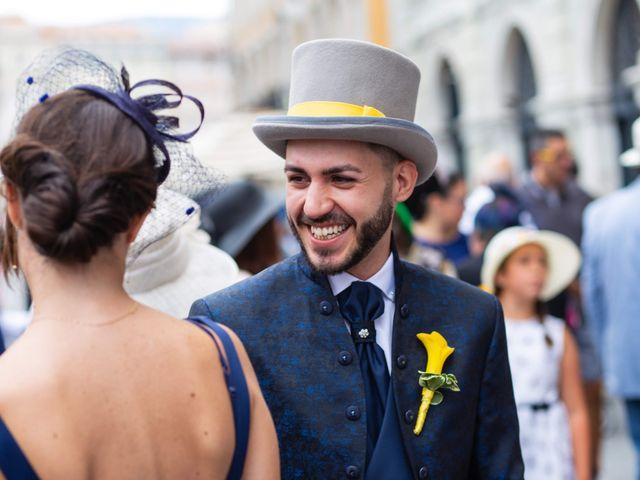 Il matrimonio di Davide e Brunella a Trieste, Trieste 17