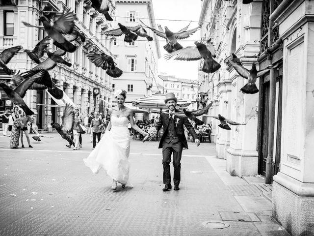 Il matrimonio di Davide e Brunella a Trieste, Trieste 22