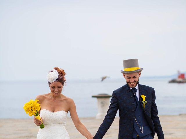 Il matrimonio di Davide e Brunella a Trieste, Trieste 24
