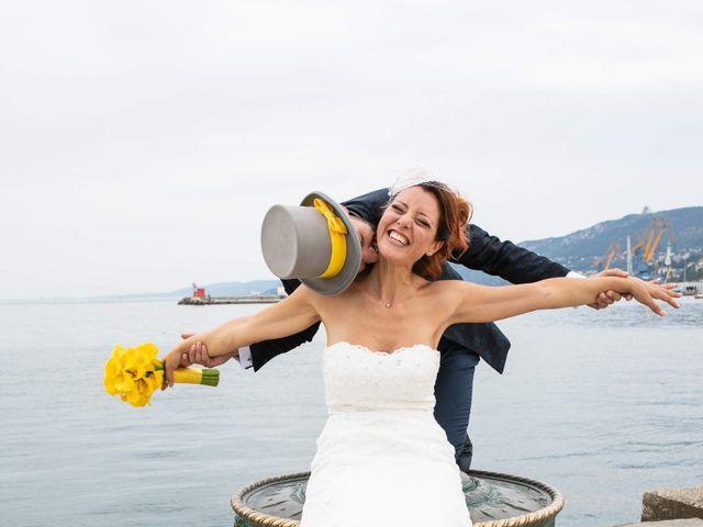 Il matrimonio di Davide e Brunella a Trieste, Trieste 27
