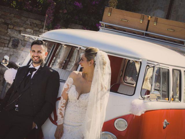 Le nozze di Valentina e Jonny