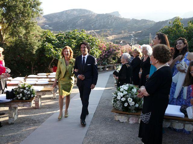 Il matrimonio di Franco e Claudia a Castellammare del Golfo, Trapani 18