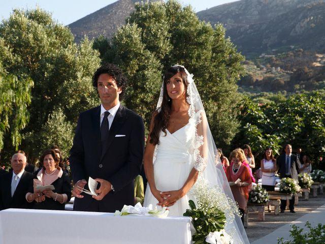 Il matrimonio di Franco e Claudia a Castellammare del Golfo, Trapani 24