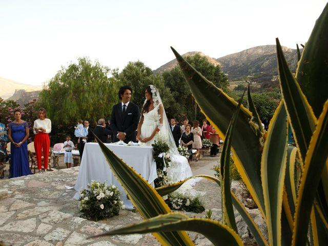 Il matrimonio di Franco e Claudia a Castellammare del Golfo, Trapani 30