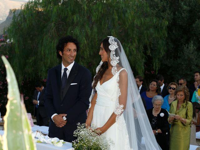 Il matrimonio di Franco e Claudia a Castellammare del Golfo, Trapani 31