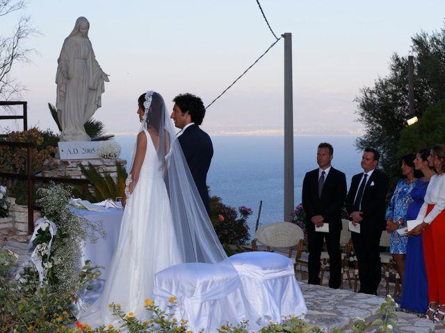 Il matrimonio di Franco e Claudia a Castellammare del Golfo, Trapani 32