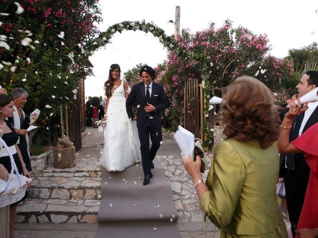 Il matrimonio di Franco e Claudia a Castellammare del Golfo, Trapani 34
