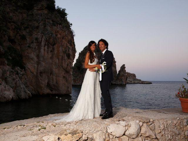 Il matrimonio di Franco e Claudia a Castellammare del Golfo, Trapani 36