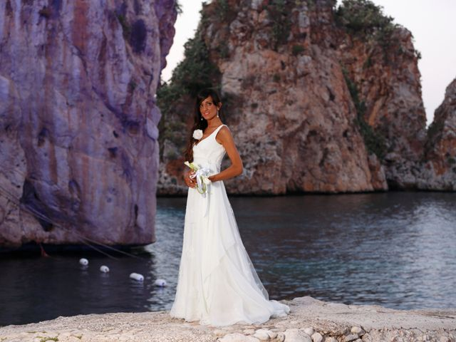 Il matrimonio di Franco e Claudia a Castellammare del Golfo, Trapani 37