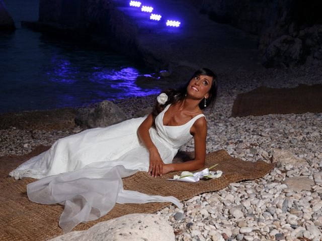 Il matrimonio di Franco e Claudia a Castellammare del Golfo, Trapani 40