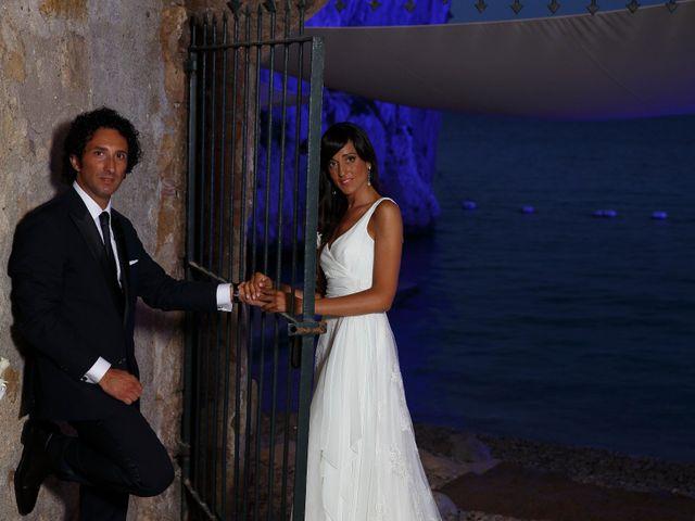 Il matrimonio di Franco e Claudia a Castellammare del Golfo, Trapani 43