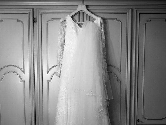 Il matrimonio di Adriano e Chiara a Castelfiorentino, Firenze 3