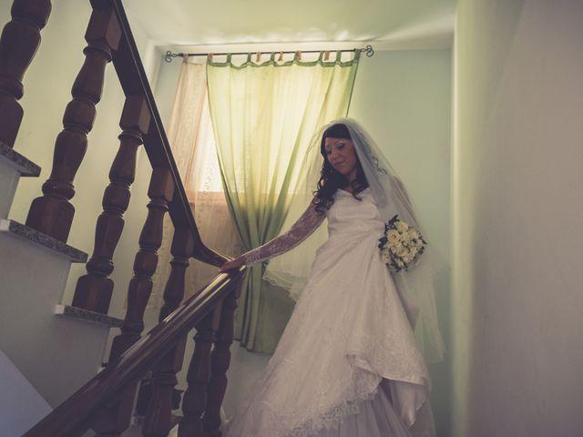 Il matrimonio di Adriano e Chiara a Castelfiorentino, Firenze 24