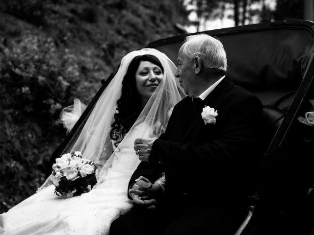 Il matrimonio di Adriano e Chiara a Castelfiorentino, Firenze 31