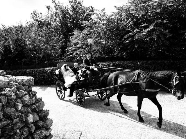 Il matrimonio di Adriano e Chiara a Castelfiorentino, Firenze 33