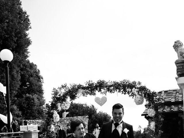 Il matrimonio di Adriano e Chiara a Castelfiorentino, Firenze 35