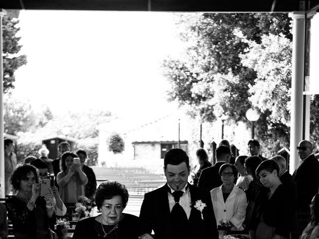 Il matrimonio di Adriano e Chiara a Castelfiorentino, Firenze 36