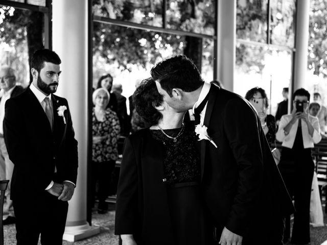 Il matrimonio di Adriano e Chiara a Castelfiorentino, Firenze 38