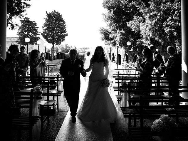 Il matrimonio di Adriano e Chiara a Castelfiorentino, Firenze 42