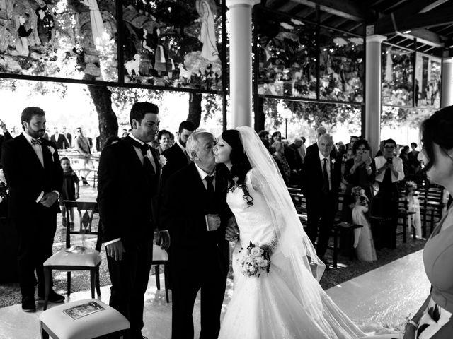 Il matrimonio di Adriano e Chiara a Castelfiorentino, Firenze 43
