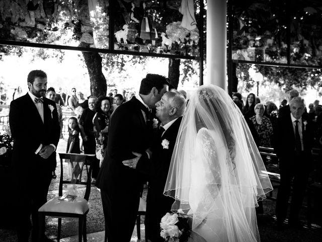 Il matrimonio di Adriano e Chiara a Castelfiorentino, Firenze 44