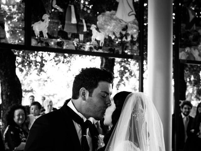 Il matrimonio di Adriano e Chiara a Castelfiorentino, Firenze 45