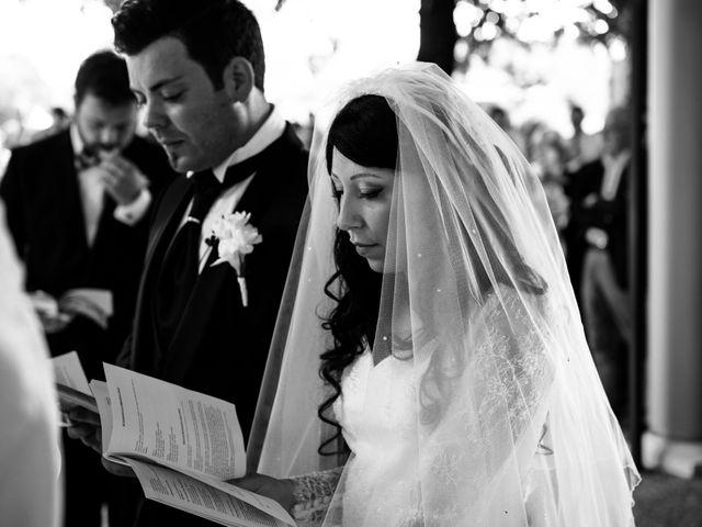 Il matrimonio di Adriano e Chiara a Castelfiorentino, Firenze 49