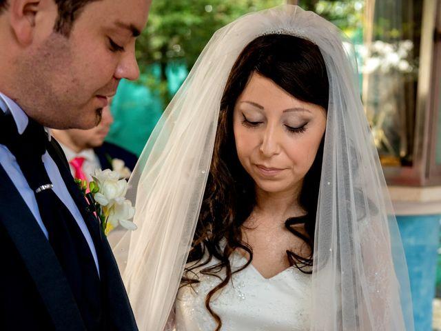 Il matrimonio di Adriano e Chiara a Castelfiorentino, Firenze 54