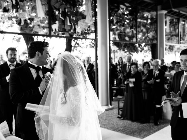 Il matrimonio di Adriano e Chiara a Castelfiorentino, Firenze 56
