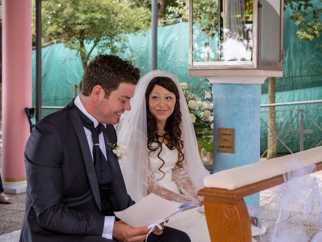 Il matrimonio di Adriano e Chiara a Castelfiorentino, Firenze 57