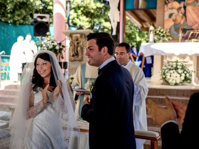 Il matrimonio di Adriano e Chiara a Castelfiorentino, Firenze 58