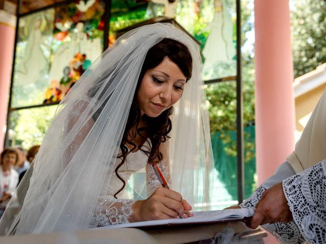 Il matrimonio di Adriano e Chiara a Castelfiorentino, Firenze 60