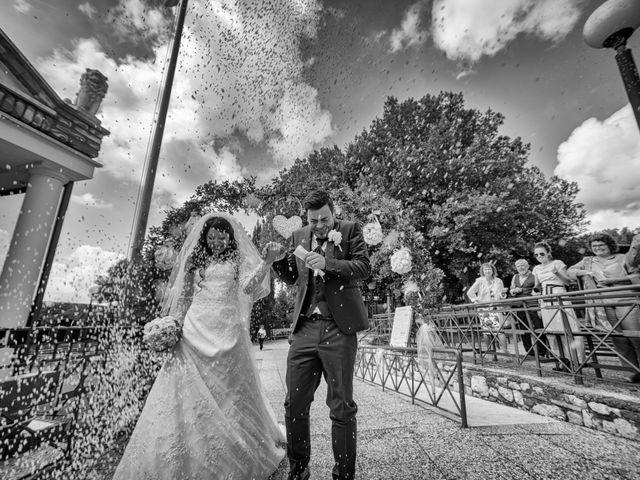 Il matrimonio di Adriano e Chiara a Castelfiorentino, Firenze 62